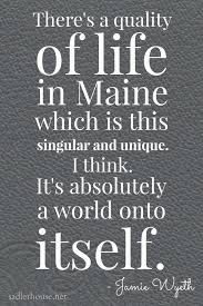 Jamie Wyeth Said About Maine Quotes Sadler House