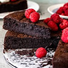 Flourless Chocolate Cake Simply Delicious