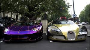 Coolest Ever Drag Race Lamborghini Veneno Vs Bugatti Veyron Super