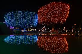 Swan Lake Sumter Sc Christmas Lights Dvids Images Holiday Lights On Display Image 4 Of 4