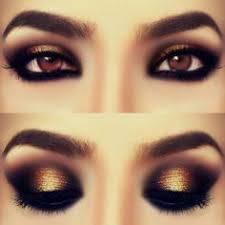 makeup tutorials for stunning night out looks dark smoky eye makeup tutorial this gorgeous smokey bronze look with hints of metallic shimmer is the perfect