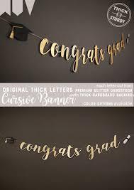 Congrats Grad Banner Graduation Banner Graduation Party