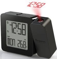 <b>Часы</b> проекционные <b>Oregon Scientific RM338PX</b> (черный)