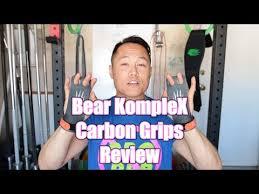 Bear Komplex Grips Size Chart Bear Komplex Carbon Grips Review Youtube