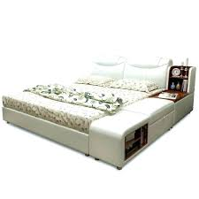 Queen Size Storage Bed Frame B62575 Queen Size Bed And Frame Modern ...