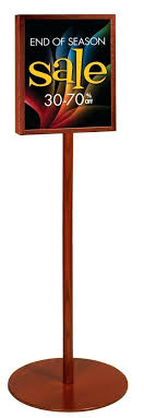 wooden sign holder uk new interior stand with com wood poster stylish regard to 1