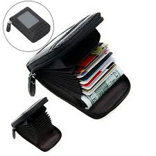 Designer Rfid Wallets Details About Mens Designer Leather Wallet Rfid Safe Id Protection Contactless Card Blocking