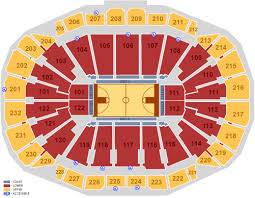 Big 12 Seating Chart 40 Precise Sprint Center Seating Capacity