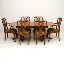 round walnut dining table and chairs medium size of dining walnut dining table antique burr maple round walnut dining table and chairs