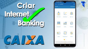 CRIAR CONTA INTERNET BANKING DA CAIXA ECONÔMICA FEDERAL - YouTube