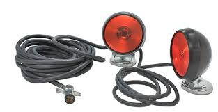 65402 4 heavy duty magnetic towing kit, red Grote Trailer Lights Wiring Diagram grote industries 65402 4 heavy duty magnetic towing kit, Chevy Trailer Wiring Diagram