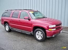 2006 Sport Red Metallic Chevrolet Suburban LS 1500 4x4 #4559847 ...