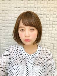 ナチュラル 前髪あり 流し前髪 ヘアアレンジjoemi By Unami 新宿内田