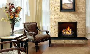 self contained gas fireplace gas logs gas fireplace direct vent vs ventless