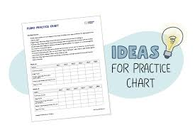 Piano Practice Chart More Ideas For Using The Hoffman Academy Practice Chart