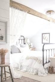60 Beste Rustikale Shabby Chic Schlafzimmer Dekorationsideen