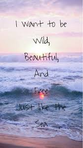I Am Wild Freejust Like Brick Beach Yesterday First Day In The