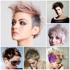 Spike Hair Style For Women 2017 trendy short spiky hairstyles for women new haircuts to try 2882 by wearticles.com