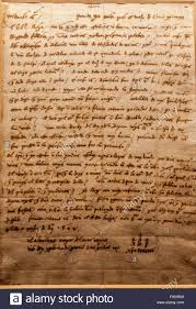 christopher columbus paper liguria genoa galata museo del mare manuscripts of christopher columbus cristoforo colombo