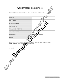 wire transfer form template net proposal letter samples5 credit card form templates formats