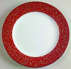 Mikasa China Patterns Discontinued Enchanting Mikasa Parchment Red At Replacements Ltd