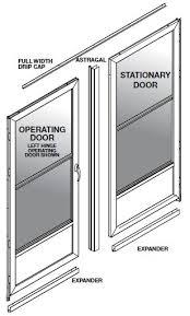 Larson Storm Door Size Chart The Easy Guide To Measuring French Door Style Storm Doors