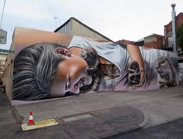 >otters by smug in melbourne australia streetartnews streetartnews deansunshine landofsunshine melbourne streetart street art news smug otters 1