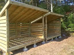 ... Firewood Storage Shed by East Coast Shed photo 3 ...