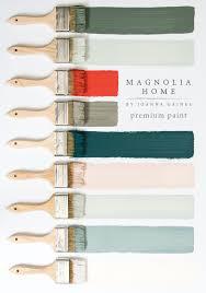 Joanna Gaines New Paint Line Magnolia Home Paint Magnolia