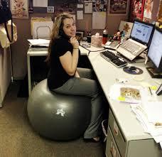 marvellous design yoga ball office chair yoga ball chair for office