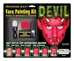 wolfe brothers devil makeup kit zoom