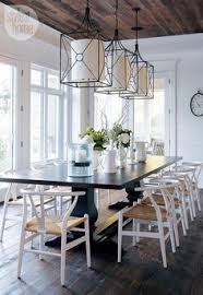 dining room modern nautical style cote style at home