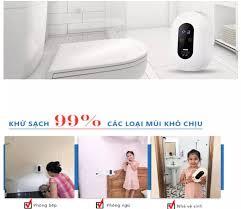 Máy lọc không khí Ozne khử mùi , khử trùng , cho phòng ngủ, nhà bếp, nhà vệ  sinh