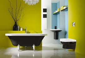 modern bathroom colors ideas photos. Renew Your Small Bathroom With Modern Decor In Green! Colors Ideas Photos