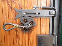 crazy metal lock metal work locks locksmithing handle steunk gate latch