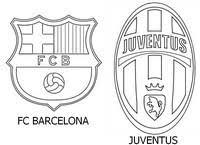 Oltre 50 Disegni Da Colorare Juventus Disegni Da Colorare