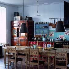 boho chic kitchens eclectic kitchen