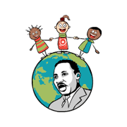 Image result for Free clip art of Martin Luther King Jr.