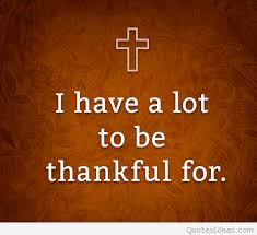 i have a lot im thankful quote