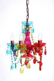 colored chandelier light multi color glass only large crystal lighting rainbow colored glass chandeliers crystal