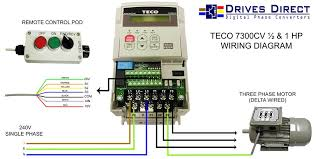 drives direct digital phase converters s click here to view the cv 2 3 hp wiring diagram