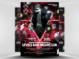 nightclub flyers 20 best free flyer templates designorbital
