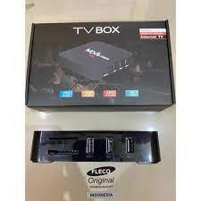 SMART TV BOX MQXPRO NEW FLECO M16 LITE