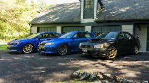 Subaru Model Comparison Chart The 2018 Subaru Wrx Sti Type Ra Faces Off Against Its