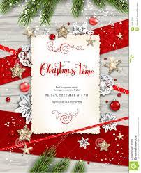 Happy Holiday Card Templates Happy Holiday Card Invitation Stock Vector Illustration Of