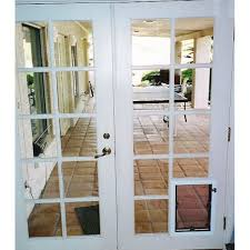 distinctive patio door with dog door built in modern patio doors with built in dog door with clear plastic