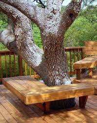 wood benches for garden wooden tree bench design idea for garden natural wooden patio deck with natural wooden garden benches john lewis