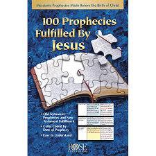 Hendrickson.com - 100 Prophecies Fulfilled By Jesus - Hendrickson ...