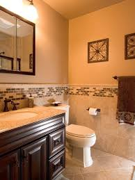 Contemporary Traditional Bathroom Designs 2017 Dark Brown Marble Floor Ideas With Small Inside Perfect