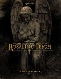 O Testamento e Último Desejo de Rosalind Leigh Online Dublado